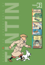 The Adventures of Tintin, Vol. 2 (Three-In-One Volume Series) - Herge