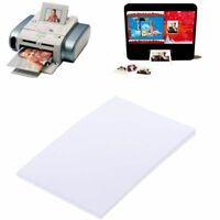 Glossy Luminous Photo Printing Paper 20 Sheets High Quality Print Supplies Tools
