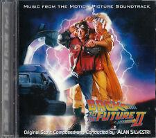 SC - BACK TO THE FUTURE II (Complete Motion Score) - Alan Silvestri