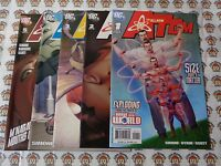 All New Atom (2006) DC - #1,#2,#3,#4,#5, Simone/Byrne, VF+