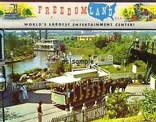 Freedomland - Souvenir Flexible Fridge Magnet