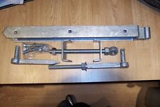 18 inch Adjustable Field Gate Hinge set for farm, driveway, entrance gates