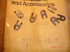 #27726-61 Harley Davidson Lightweight Aermacchi Parts
