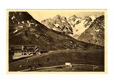 CPA 05 Hautes-Alpes Le Lautaret Chalet P L M  et massif de la Meije