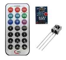 Telecomando IR 38 Khz con ricevitore HX1838 remote control (Arduino-Compatibile)