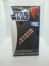 STAR WARS IPHONE 4-4S COLLECTOR CASE CHEWBACCA BRAND NEW