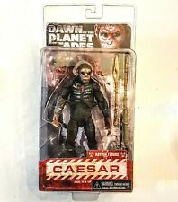 """CAESAR Dawn of Planet of the Apes 7"""" Collectible Action Figure NECA Sealed PKG"""