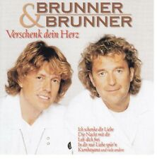 Brunner & Brunner-verschenk il tuo cuore BMG RECORDS CD 2002