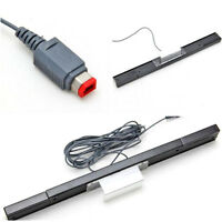 Wired Wii Infrared Signal Ray Wave Sensor Bar Receiver for Nitendo Wii RemoteH&T