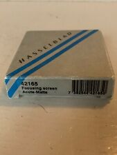 Hasselblad Acute Matt Focusing Screen 42165