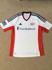 New England Revolution Official Adidas Away Football Shirt 2013-2014