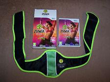 Zumba Fitness Nintendo Wii