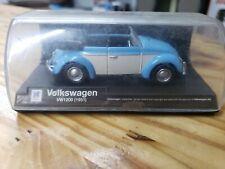 NEW RAY 1951 Volkswagen 1200 VW1200 48489 Die-Cast in Case 1:43