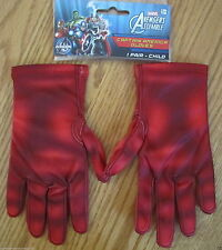 The Avengers Captain America Child Gloves Marvel Comics Brand New