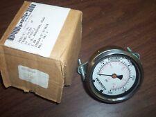 R978885998, Bosch Rexroth Pressure Gauge 0-3000 psi, NEW