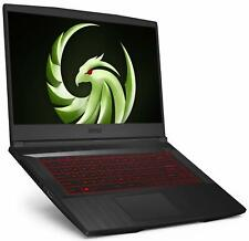 "MSI Gaming Laptop Bravo 15 15.6"" 120Hz Ryzen 5 4600H 256GB SSD 8GB RAM RX 5500M"
