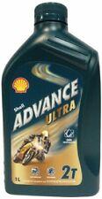 OLIO SHELL ADVANCE ULTRA 2T Sintetico