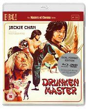 DRUNKEN MASTER [Blu-ray + DVD] (1978) Jackie Chan Masters of Cinema HD Restored