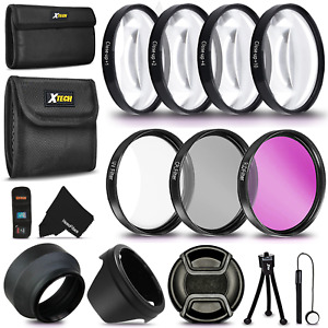 67mm MACRO Filters + Filter KIT +Lens Hood f/ Nikon AF-S NIKKOR 85mm f/1.8G Lens