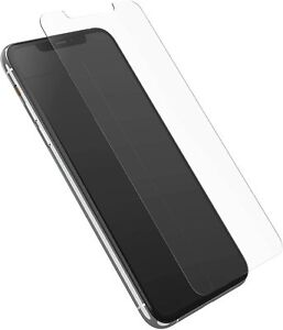 OtterBox ALPHA GLASS Screen Protector for iPhone 11 PRO MAX, Clear Easy Open Box