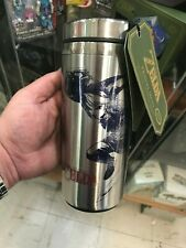 Paladone The Legend of Zelda Link Travel Mug - Hylian Shield Design Brand New