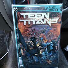 New listing Future State Teen Titans #1 1st app Red X, Cybeast