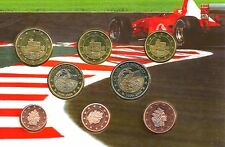 MONACO '04  EURO PROTO/ESSAI/TRIAL PACK 1 cent-2 euro  75 Years Grand Prix