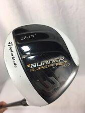 Taylor Made Burner Superfast 2.0 Golf Club Matrix Ozik X-Axis Control Regular