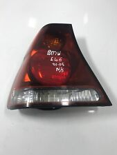 BMW 3 Series Compact PASSENGER LEFT REAR TAIL LIGHT 6321692776791310 3 Doors