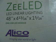 New Alico ZeeLed 48 Inch Linear Led Lighting 2.5w Dimmable Led Module Ld348Rsf
