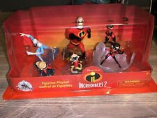 Disney Store Incredibles 2 Figures toys - new