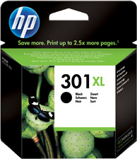 Originale HP Cartuccia d'inchiostro nero CH563EE 301 XL
