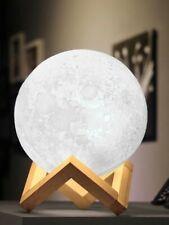 Moon Shaped Table Lamp 45V