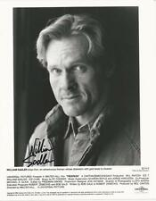 William Sadler - Trespass signed photo