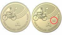 "GREAT AUSTRALIAN COIN HUNT RARE $1  ""A""  PRIVY MARK ENVELOPE COIN"