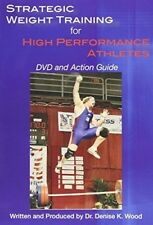 Strategic Weight Training for High Performance Athletes (2011, DVD NIEUW)