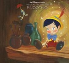 Walt Disney Records The Legacy Collection Pinocchio Audio CD