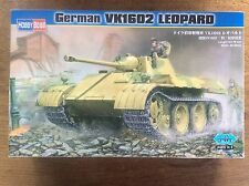 Kit Modelo Hobby Boss alemán Reconnaisance Tanque menos VK1602 Leopardo 82460 1/35