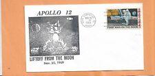 APOLLO 12 RENDEZVOUS & DOCKING YANKEE CLIPPER & INTRPID NOV 20,1969 CAPE  CANAVE