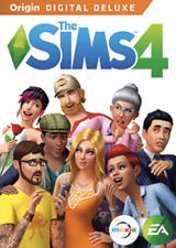 ⭐SALE⭐ THE SIMS 4 DELUXE FULL ACCESS account | PC/MAC | Region Free
