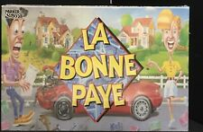Parker La Bonne Paye French Board Game