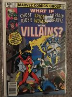 What If? #17 (1979) Minus Ghost Rider Appearance ~ Infantino Art