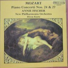 Mozart(CD Album)Piano Concerti No's 24 & 27-Priceless-US-New
