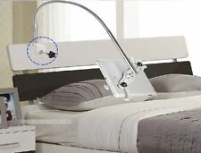 For iPad 1 2 3 4 Galaxy tablet 360 Rotating Bed Tablet Mount Holder Stand QQL