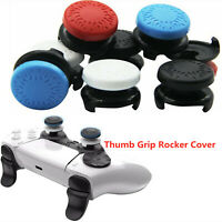 Heightened 2pcs/set Caps Thumb Grip Rocker Cover for PS5 Game Controller Kit