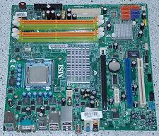 Défectueux! MSI ms-7502 ver: 1.2 socle 775 4x ddr2 ATX carte mère BIOS zerflasht!
