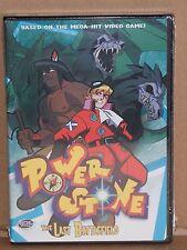Power Stone Vol. 6: The Last Battlefield (DVD, 2002) Adventure DVD BRAND NEW