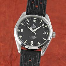 Omega Railmaster Chronometer Automatik Stahl Herrenuhr Ref. 168.1111 VP: 4385 €