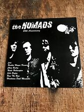 THE NOMADS - 20TH ANNIVERSARY - GARAGE ROCK,PUNK!!!