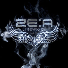 K-pop ZE:A - CHILDREN OF EMPIRE - PHOENIX (SINGLE ALBUM)